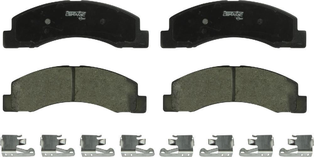 Wagner PC830 Perfect Stop Disc Pad Set