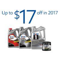 Auto value rebates for Mobil motor oil rebate