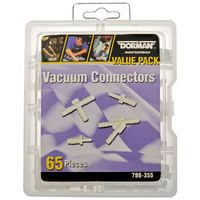 Dorman 47380 Vacuum Connector Value Pack 65 Piece