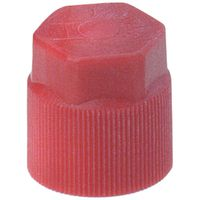 FJC - 2617 A/C Service Port Cap, High Side, R-134a