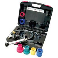 PBT USA - 70888 Cooling System Pressure Tester Deluxe Kit