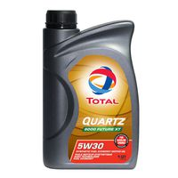 Total Lubricants USA Inc - 304518 Quartz 9000 Future XT Synthetic Motor Oil