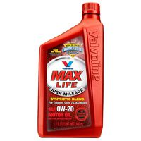 Valvoline - 833002 MaxLife High Mileage Synthetic Blend Motor Oil
