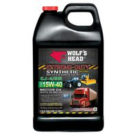 Wolfs Head Motor Oil - 836-99107-36 Extreme Duty Synthetic Blend Motor Oil