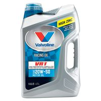 Valvoline - 881172 VR1 High Performance Racing Oil for Push-Rod and Tappet Engines