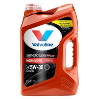Valvoline - 881163 MaxLife Synthetic Blend High Mileage Motor Oil