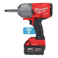 Milwaukee Tool - 2769-22 M18 FUEL Ext. Anvil Controlled Cordless Torque Impact Wrench with ONE-KEY Kit