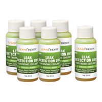 Tracer Products - LF3001 LeakFinder Engine Coolant Leak Detection Dye (6-Pack)