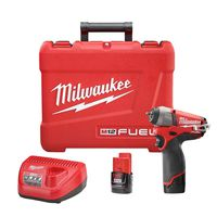Milwaukee Tool - 2452-22 M12 FUEL Impact Wrench Kit