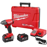 Milwaukee Tool - 2754-22 M18 FUEL Compact Impact Wrench with Friction Ring Kit