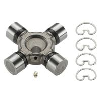 MOOG Driveline Products - 358 Greaseable Premium Universal Joint