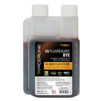 Tracer Products - TP3400-8 UV Fluorescent Leak Detection Dye for Oil-Based Systems
