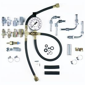 Auto Value : Basic TBI Fuel Injection Pressure Tester ATD Tools