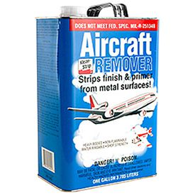 Aircraft remover klean strip