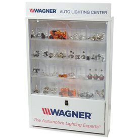 Auto Value Ortment Miniature Lamp Cabinet Wagner Lighting