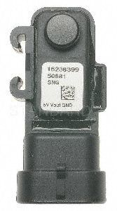 Standard Motor Products Ignition 3 Terminal Fuel Tank Pressure Sensor AS302