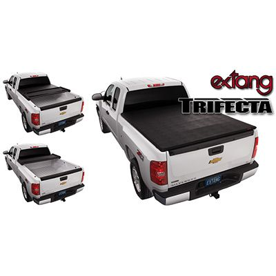Auto Value Trifecta Tri Fold Tonneau Cover Extang