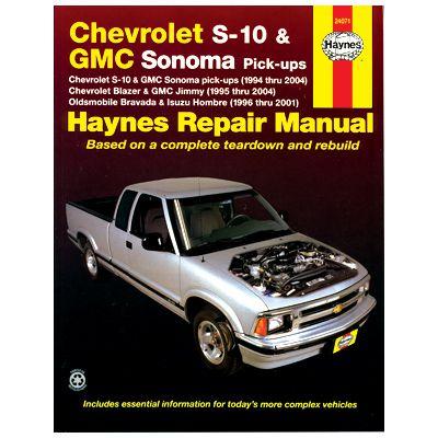 Front Suspension Shock Absorber And Link Kit For Chevrolet S10 ...