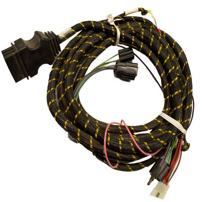 Auto Value : Boss Vehicle Side 11 Pin Harness Light and Control, Boss  MSC03742 Snowplow PartsAuto Value